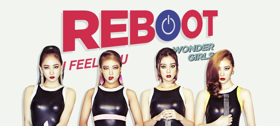 Wonder Girls - Reboot