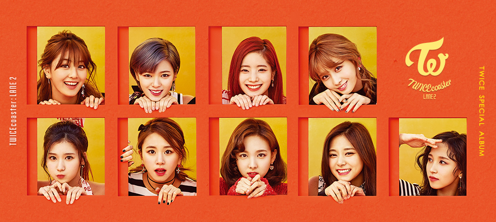 TWICE TWICEcoaster : LANE 2