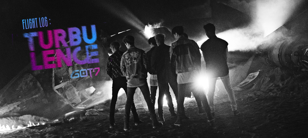GOT7-FLIGHT LOG : TURBULENCE